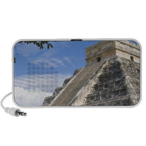 Mexico, Quintana Roo, near Cancun, Chichen iPod Speaker