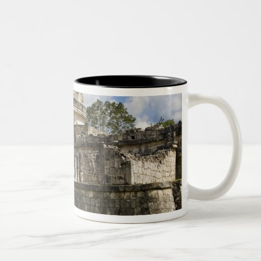 Mexico, Quintana Roo, near Cancun, Two-Tone Coffee Mug