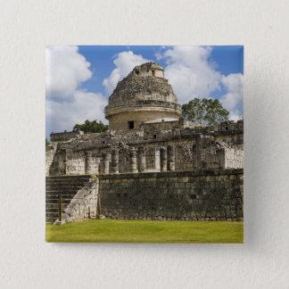 Mexico, Quintana Roo, near Cancun, Pinback Button