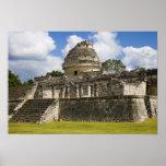 Mexico, Quintana Roo, near Cancun, Poster