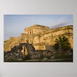 México, Quintana Roo, península del Yucatán, Posters