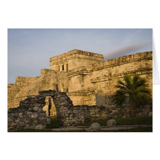 México, Quintana Roo, península del Yucatán, Tarjeta De Felicitación