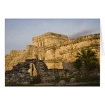 Mexico, Quintana Roo, Yucatan Peninsula, Card