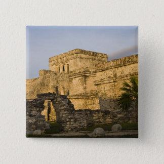Mexico, Quintana Roo, Yucatan Peninsula, Pinback Button