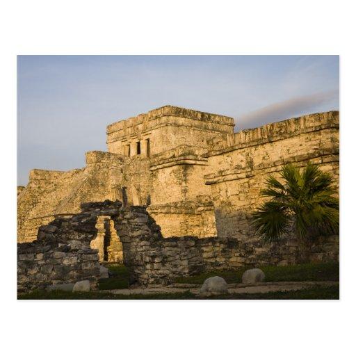 Mexico, Quintana Roo, Yucatan Peninsula, Post Card