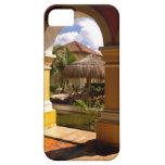 México, Riviera maya, arquitectura en Iberostar iPhone 5 Case-Mate Protectores