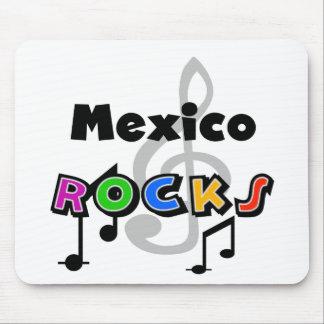 Mexico Rocks Mouse Pad
