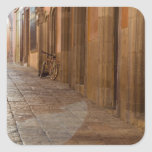 México, San Miguel de Allende, acera con Pegatina Cuadrada
