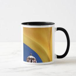 Mexico, San Miguel de Allende. Church framed Mug