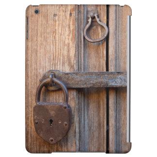 Mexico, San Miguel De Allende. Detail Of A Door Case For iPad Air