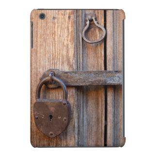Mexico, San Miguel De Allende. Detail Of A Door iPad Mini Cases