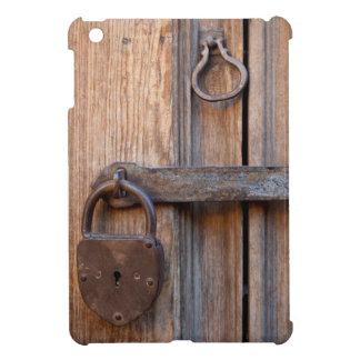 Mexico, San Miguel De Allende. Detail Of A Door iPad Mini Cover