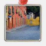 México, San Miguel de Allende, hogares adelante Ornato