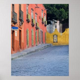México San Miguel de Allende hogares adelante Impresiones