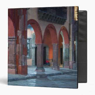 Mexico, San Miguel de Allende, The Jardin, Binders