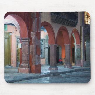 Mexico, San Miguel de Allende, The Jardin, Mouse Pad