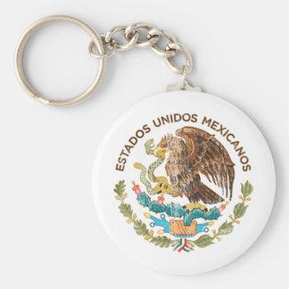 Mexico - Seal of the estados unidos mexicanos Key Chain