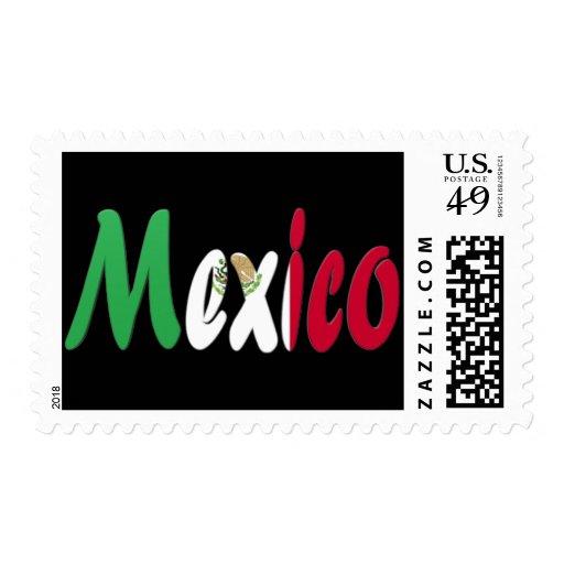México Sello