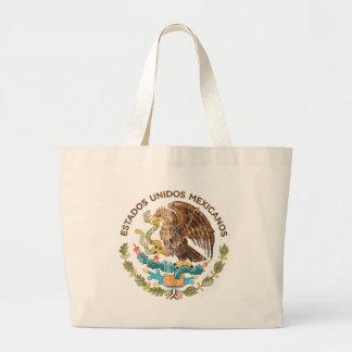 México - sello de los mexicanos de los unidos de l bolsas