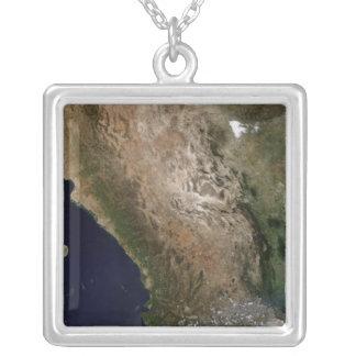 México septentrional 2 colgante cuadrado