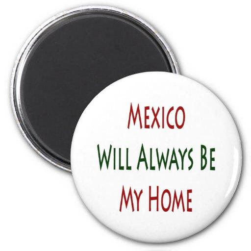 México será siempre mi hogar iman