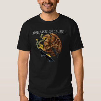 MEXICO SKATE OR DIE! T-Shirt