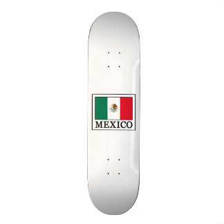 Mexico Skateboard Deck