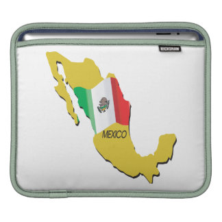 Mexico Sleeves For iPads
