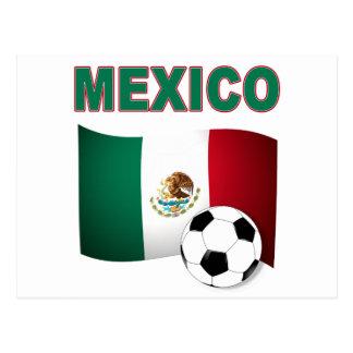 Mexico Soccer 0535 Postcard