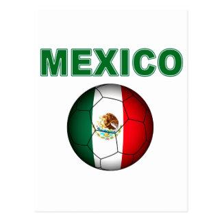 Mexico Soccer 0911 Postcard