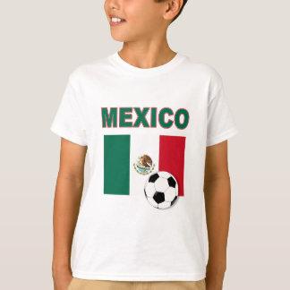 Mexico Soccer 1632 T-Shirt