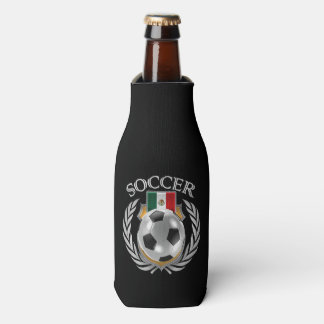 Mexico Soccer 2016 Fan Gear Bottle Cooler