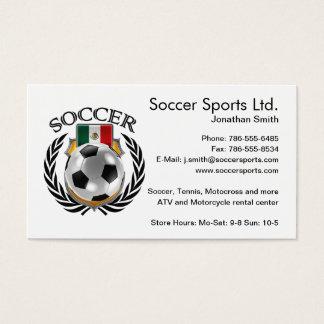 Mexico Soccer 2016 Fan Gear Business Card