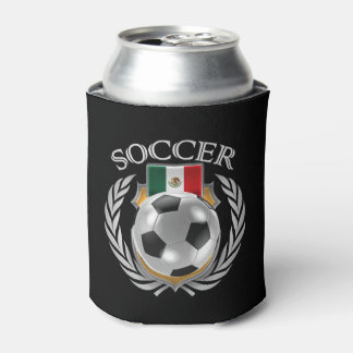Mexico Soccer 2016 Fan Gear Can Cooler