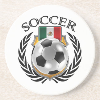 Mexico Soccer 2016 Fan Gear Coaster