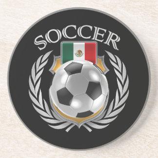 Mexico Soccer 2016 Fan Gear Coaster