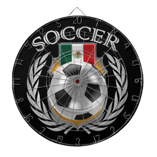 Mexico Soccer 2016 Fan Gear Dartboard