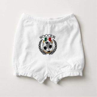 Mexico Soccer 2016 Fan Gear Diaper Cover