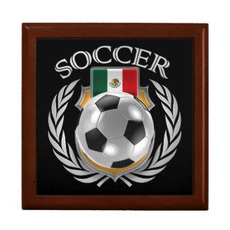 Mexico Soccer 2016 Fan Gear Jewelry Box