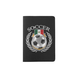 Mexico Soccer 2016 Fan Gear Passport Holder