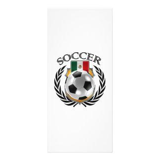 Mexico Soccer 2016 Fan Gear Rack Card