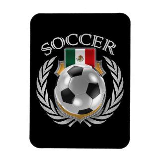 Mexico Soccer 2016 Fan Gear Rectangular Photo Magnet