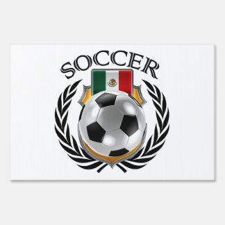 Mexico Soccer 2016 Fan Gear Sign