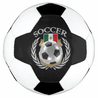 Mexico Soccer 2016 Fan Gear Soccer Ball