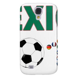 Mexico Soccer 2340 Samsung S4 Case
