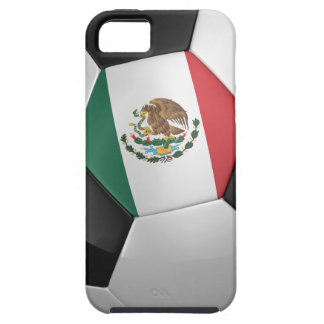 Mexico Soccer Ball iPhone 5 Cover