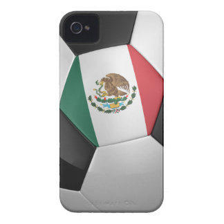 Mexico Soccer Ball iPhone 4 Cover