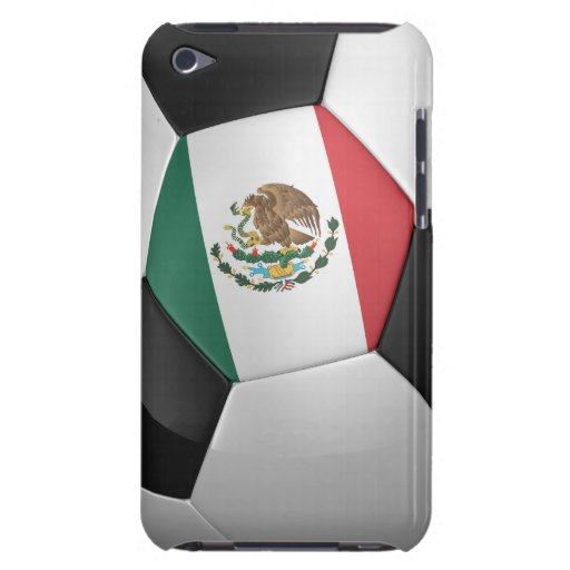 Mexico Soccer Ball iPod Touch Cover