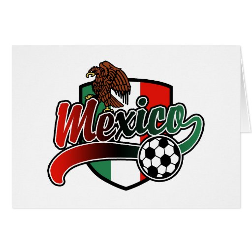 Mexico Soccer Cards
