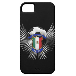 Mexico Soccer Champions iPhone 5 Cases